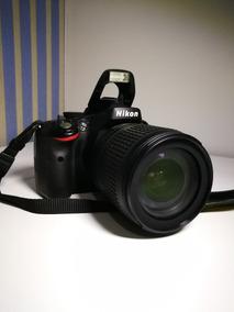 Nikon D5100 + Nikkor 18-105mm Vr + Cartão 32gb
