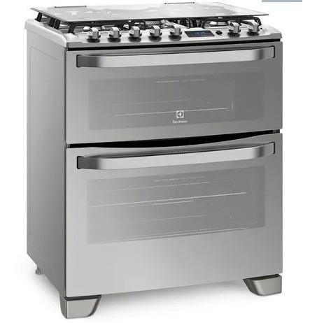 Cocina Electrolux Doble Horno 76xdr