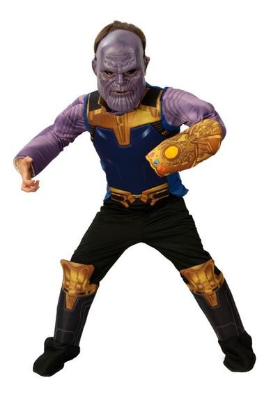 Disfraz Marvel Infinity War Thanos