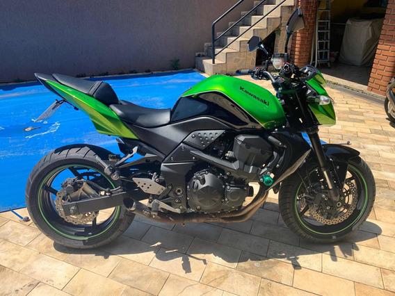 Kawasaki Z 750 2012 , Zerada , Somente Venda!