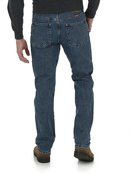 Pantalon Wrangler Hombre Original