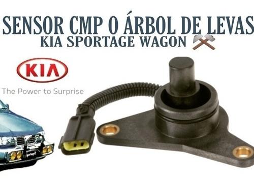 Sensor Cmp O Árbol De Levaskia Sportage  Wagon