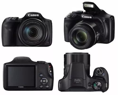 Câmera,maquina Digital Canon Sx540hs P/ Funkeiro