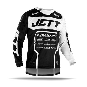 Camisa Cross Jett Evolution 2 Pro Tork