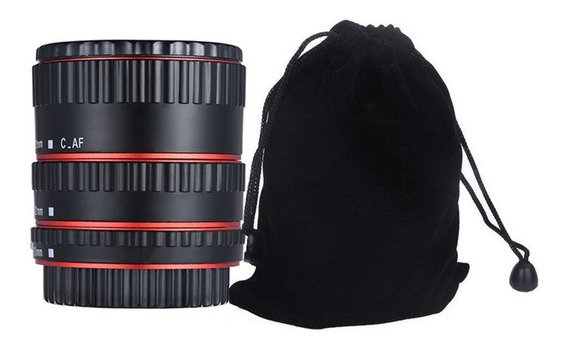 Adaptador De Lente Autofocus Anel Close-up Para Canon Eos Cl