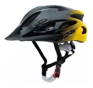 Capacete Tsw Raptor M 54-58 Bike Bicicleta Ciclismo Mtb