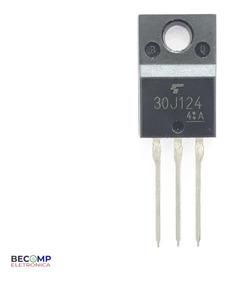 Transistor Gt30j124 30j124 To-220 Novo 6 Peças