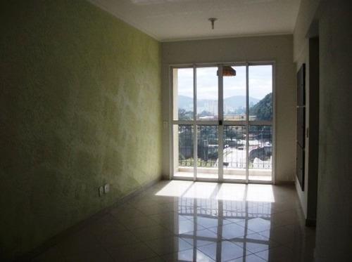 Imagem 1 de 20 de Apartamento Com 2 Dormitórios À Venda, 64 M² Por R$ 298.000,00 - Vila Pindorama - Barueri/sp - Ap4665