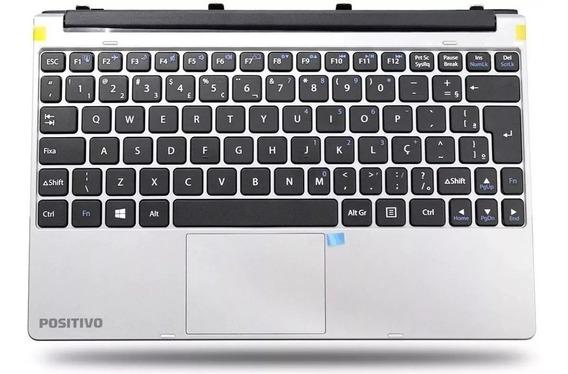 Teclado Com Base Tablet Original Positivo Duo Zx3000