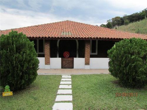 Chácara À Venda, Centro, Itapeva  - Af6733
