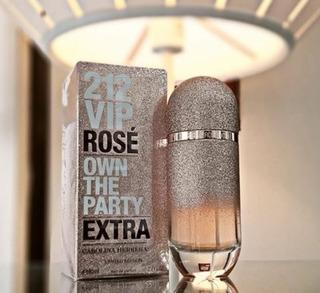 Decant Amostra - 5ml / 212 Vip Rosé Extra Eau De Parfum