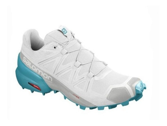 Zapatillas Speedcross 5 Salomon De Mujer Outdoor White