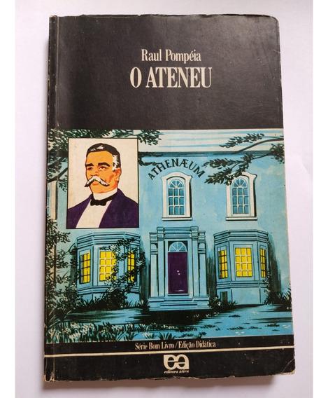 Livro Usado - O Ateneu