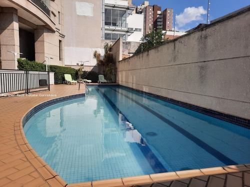Imagem 1 de 15 de Cobertura Para Venda Em São Paulo, Água Branca, 2 Dormitórios, 2 Suítes, 3 Banheiros, 2 Vagas - 3192_2-1190700