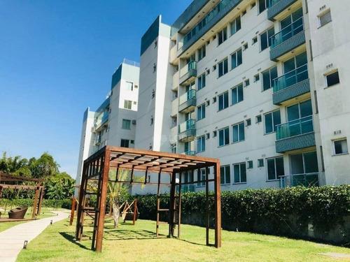 Apartamento Com 2 Quartos Por R$ 330.000 - Pendotiba - Niterói/rj - Ap36485