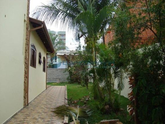 Casa Para Locação Jardim Ypê Paulínia - Ca02313 - 34621313