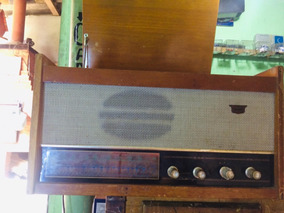 Rádio Vitrola Semp Antiga