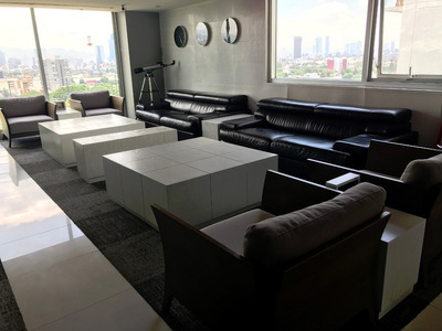 Pent House De 260 M2, Espectacular Vista Y Con Amenidades
