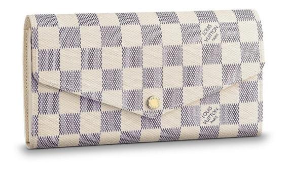 Louis Vuitton Billetera Mujer Largo Sarah