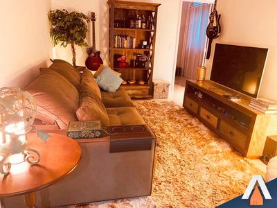 Acrc Imóveis - Apartamento Com 02 Dormitórios E 01 Vaga De Garagem - Ap02206 - 33608717