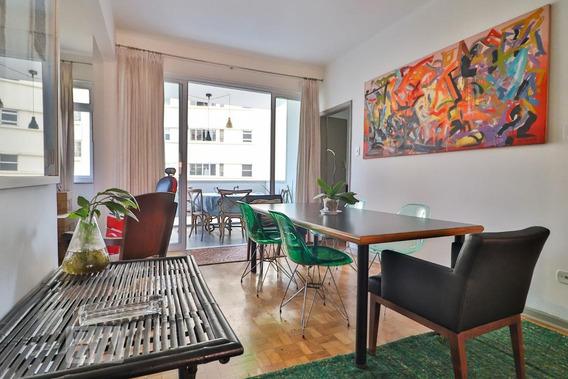 Apartamento Para Aluguel - Jardim Paulista, 2 Quartos, 150 - 893111932