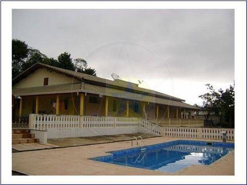 Chácara Residencial À Venda Em Jarinu, Ch0285. - Ch0285