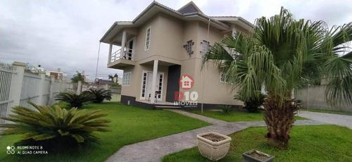 Casa À Venda, 200 M² Por R$ 1.000.000,00 - São Cristóvão - Criciúma/sc - Ca2095