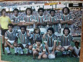 Foto Fluminense Com O Time De 1975 Tamanho 15x20 Cm