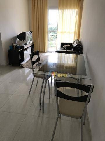 Apartamento Com 2 Dormitórios À Venda, 60 M² Por R$ 228.000,00 - Loteamento Santo Antônio - Itatiba/sp - Ap0150