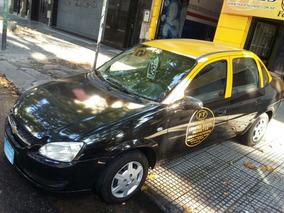 Chevrolet Corsa Spirit 2013 Licencia De Taxi - $110000