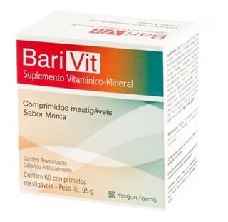Barivit Sabor C/ 60 Cpr Mast - Pós Bariatrica