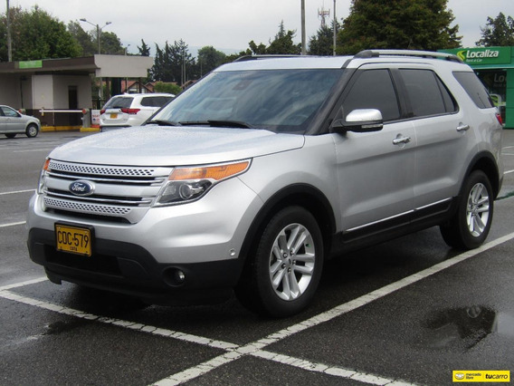 Ford Explorer Limited Tp 3500cc Aa Ct 4x4 7p