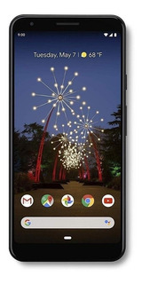 Google Pixel 3a XL Dual SIM 64 GB Just black 4 GB RAM