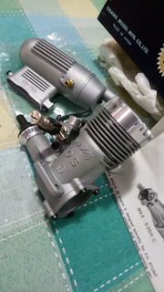Motor De Aeromodelismo Os Max-s 35 Rc Nuevo