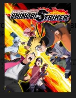 Naruto To Boruto: Shinobi Striker Steam Key Global Oferta