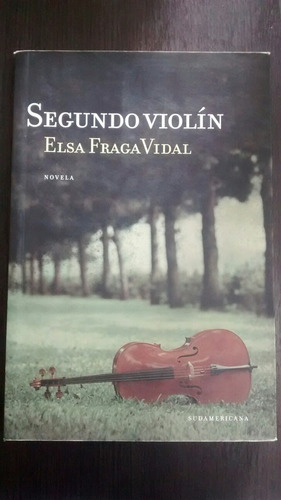 Segundo Violin. E. Fraga Vidal