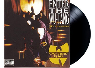 Lp Vinil Wu-tang Clan Enter The Wu-tang Novo Lacrado