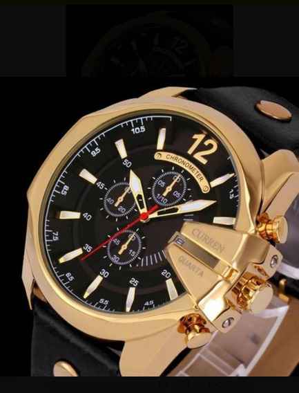 Relógio Masculino Curren 8176 Original