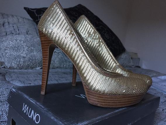 Zapatos Stilettos Vía Uno