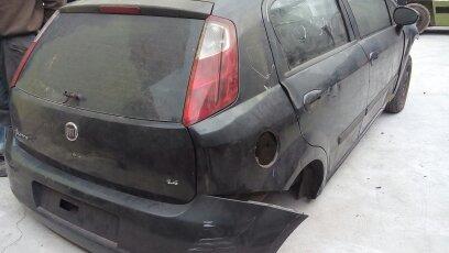 Sucata Fiat Punto 1.4 Peças Em Geral