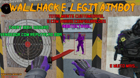 Csgo Hack Dukk1ware- Walhack/aimbot/skin Atualizado 18/05/19