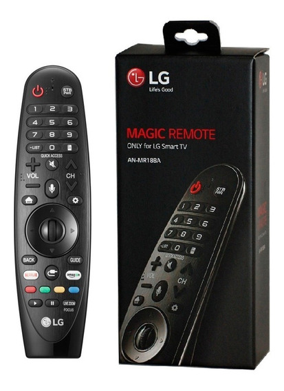Controle Remoto Smart Magic Lg An-mr18ba Uk Lk Sk