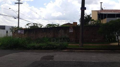 Terreno - Cidade Universitária, Plano De Esquina. - Te4766