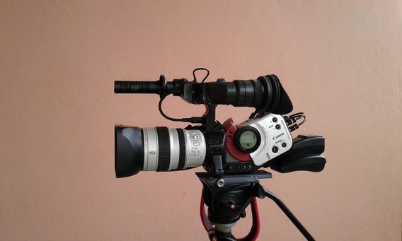 Filmadora Canon Xl1 Minidv