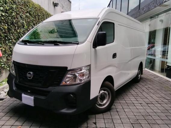 Nissan Urvan Van 4p Amplia L4/2.5 Diesel Man P/seg 15/pas