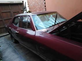 Vendo Chevrolet Malibú 69