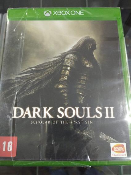 Dark Souls Ii - Dark Souls 2 - Xbox One (lacrado)