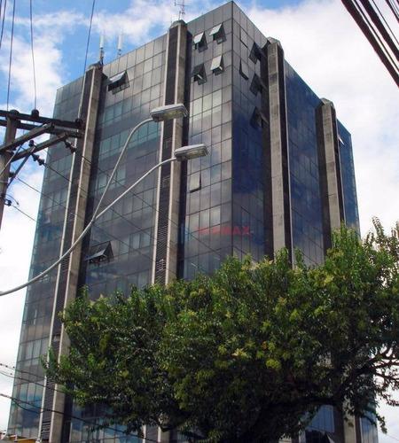 Imagem 1 de 12 de Excelente Sala Comercial De 190m², No Centro De São José Dos Campos - Sa0423