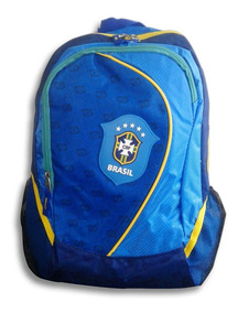 Mochila Oficial Cbf Brasil - Azul