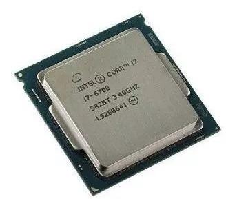 Processador I7 6700 3.40ghz 1151 Intel O&m